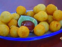 土豆好吃有诀窍,不炖不煮不红烧,外酥里嫩,非常好吃!